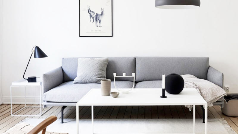 Decorate minimalist